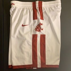 NWT Washington State Women's Basketball Shorts